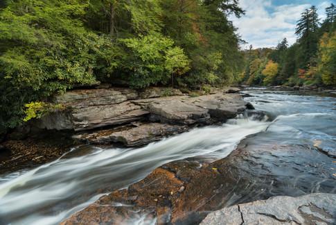 Upper Swallow Falls I