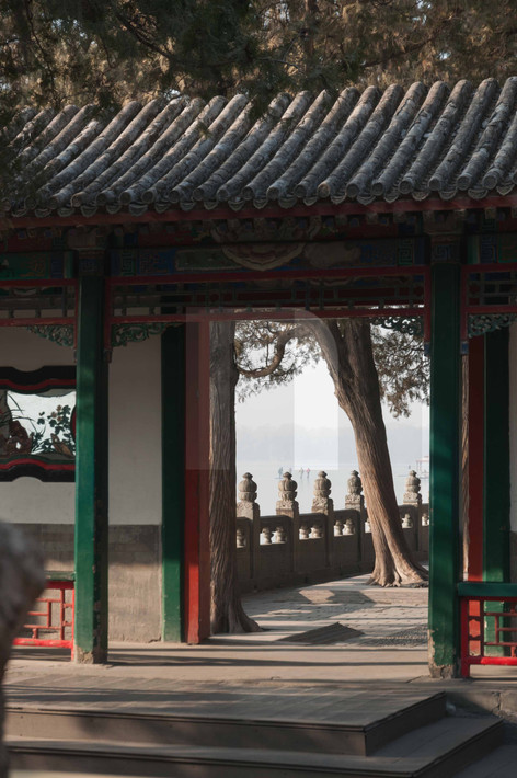Summer Palace Portal II