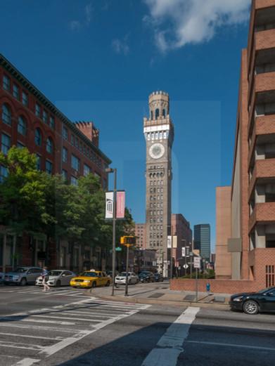 Bromo Seltzer Tower