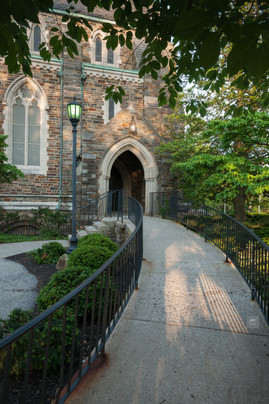 JHU Cathedral Church Incarnation I
