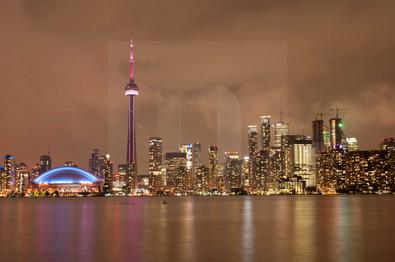 Toronto Skyline I