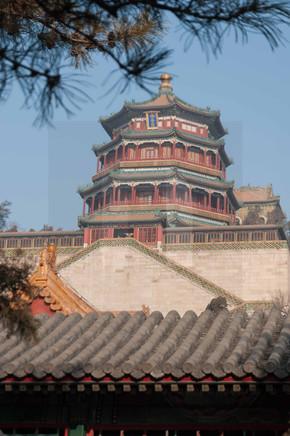 Summer Palace Foxiangge II