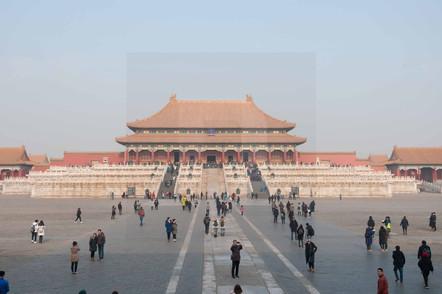 Forbidden City Hall of Supreme Harmony