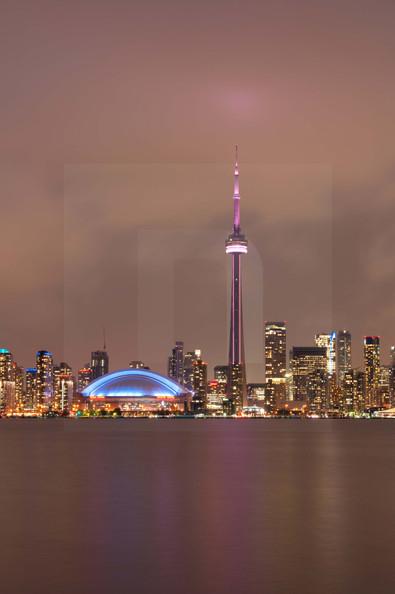 Toronto Skyline II