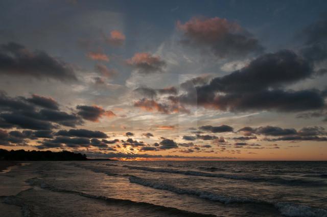 Lake Ontario Sunset II