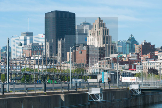 Old Port Skyline