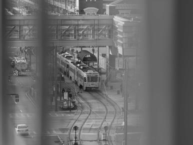 Howard Street Light Rail III
