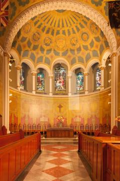 St. Andrews Church Apse