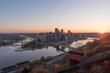 Incline Sunrise I