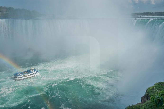 NIagra Falls Rainbow II