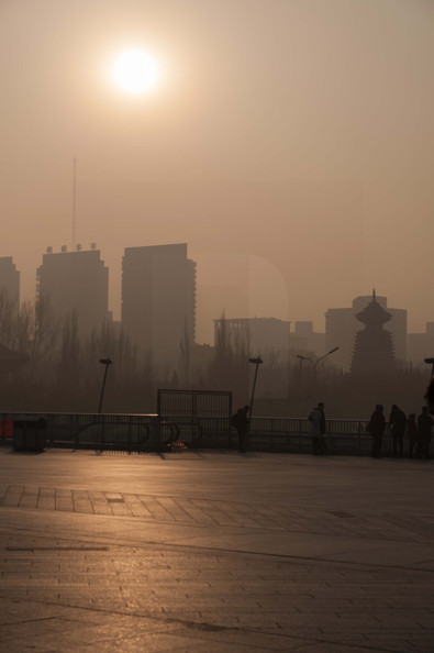 Olympic Park Haze I