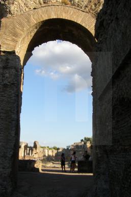 Villa Adriana Arch
