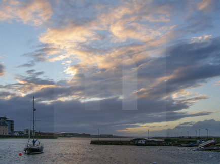Galway Sunrise