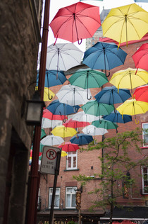Umbrellas IV