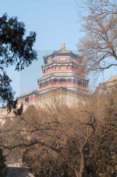 Summer Palace Foxiangge I