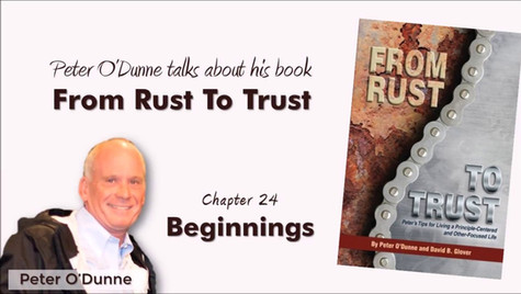 From Rust to Trust: Chapter