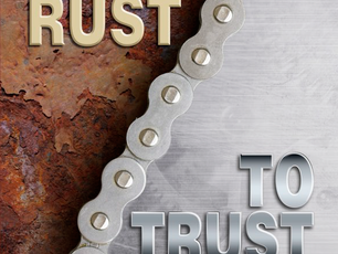 Introducing Peter's Book: From Rust to Trust
