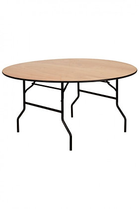 "5'6""ft Round Table"