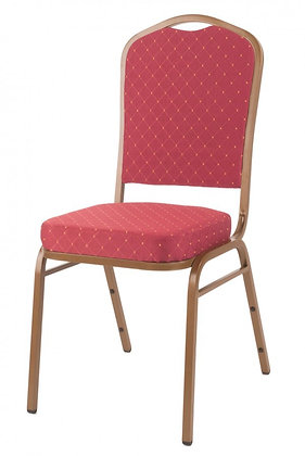 Gold and Red Banqueting Chair