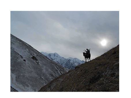 Into the Cold Heart of the Tian Shan