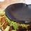 """Thumbnail: 7"""" Matcha Basque Cheesecake"""