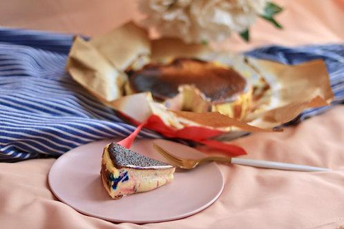 "7"" Rainbow Original Basque Cheesecake"