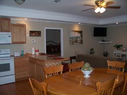 Large open den/great room