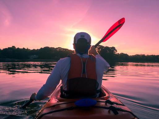 Feel like Kayaking?