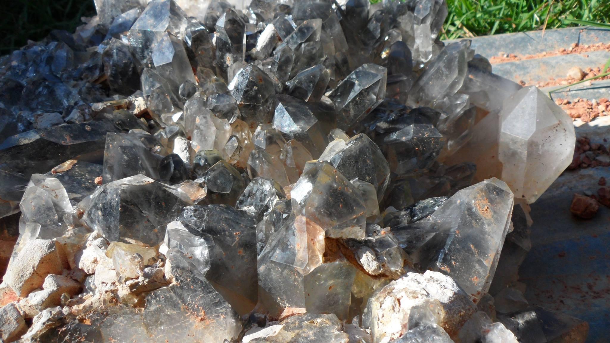 Click to Visit Wegner Crystal Mine!