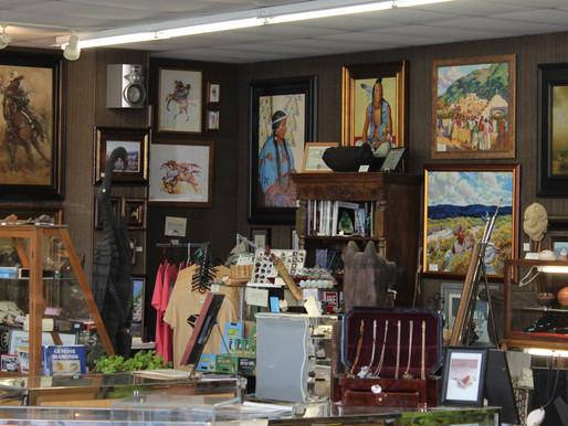Town Square Gallery: A treasure trove of unique items