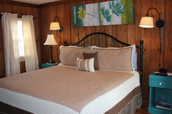 The beautiful serene Jubilee bedroom