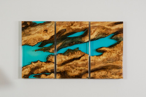 Maple River Triptych