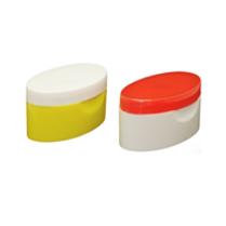 Dual Coloured Fliptop Cap