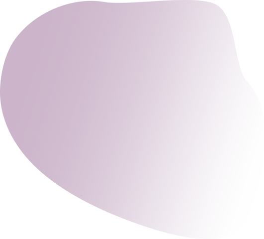 purple round shape