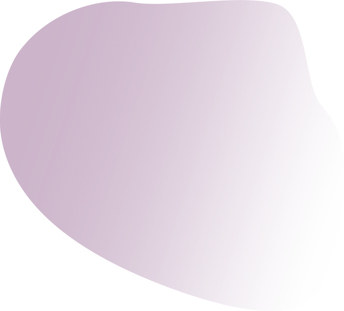 purple round shape