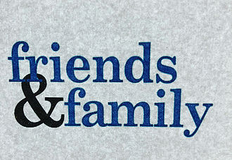 PAST EVENT: Friends and Family Night! Saturday evening, February 24. SEE PICTURES HERE!