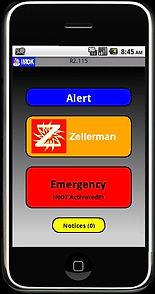 Zellerman Silent Alarm