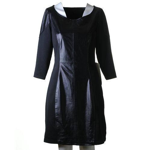 Lambskin dress