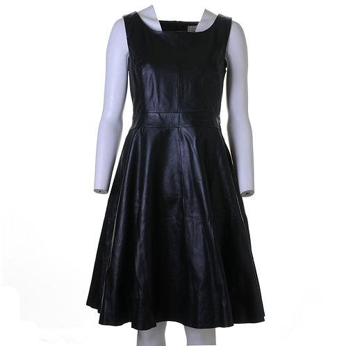 Swing skirt dress