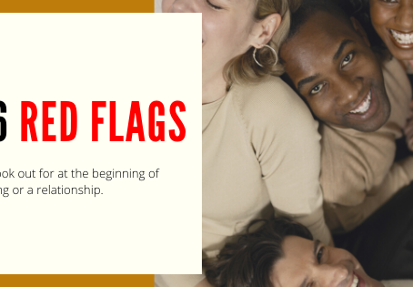 16 Red Flags To Look Out For When Dating