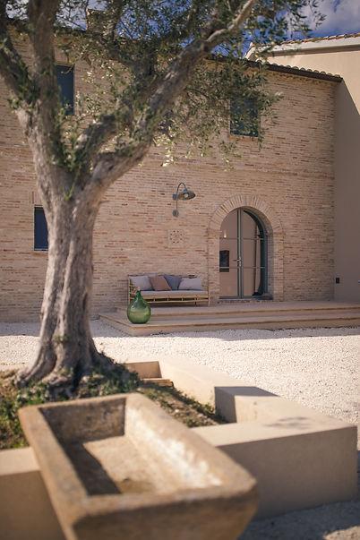 Entrance | Eingang | Casale Tre Gelsi | Cingoli | Marche | Marken | Italien | Italy
