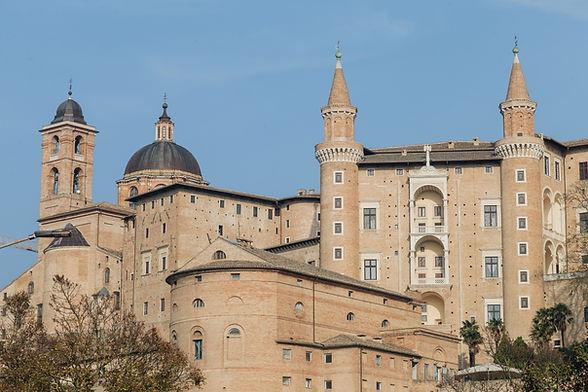 Urbino - Palazzo Ducale | explore Marche | Casale Tre Gelsi