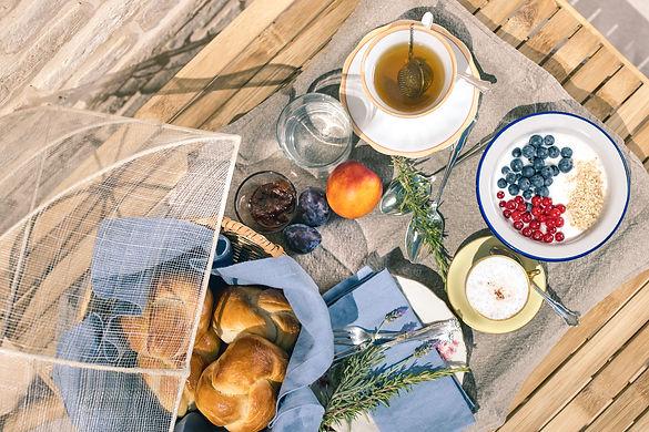 Breakfast | Frühstück | Casale Tre Gelsi | Marken | Marche | Italien | Italy