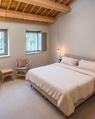 Zimmer Corinaldo + | Casale tre gelsi | Hotel | B&B | Marken | Italien
