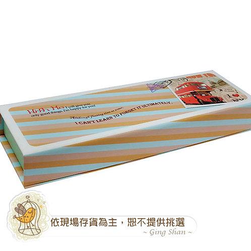 磁扣紙筆盒