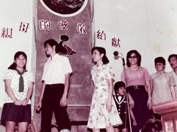 台神時期:雙連教會母親節公演