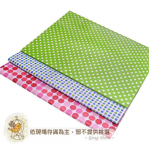 [編號: 20304-1 ]圓點包裝紙50張