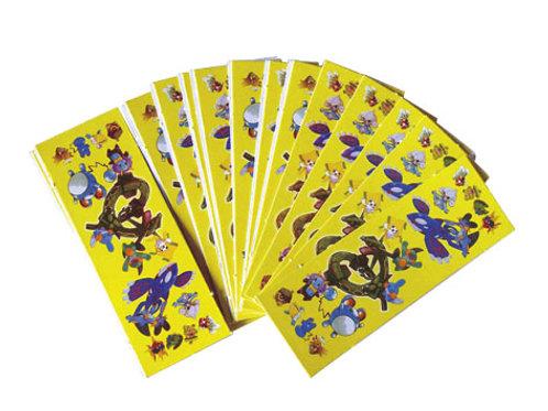 [編號: 50520-1 ] 抽獎牌30張(5包裝)