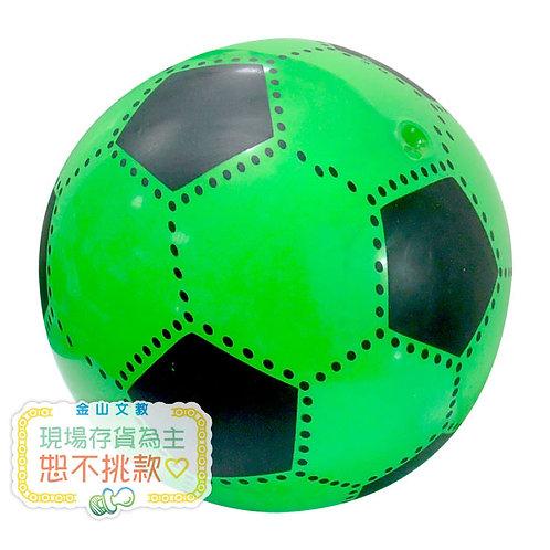 [編號: 21132-3 ]足球花紋韻律球