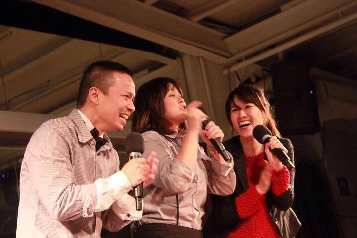 2010 雙連英語牧區聖誕派對(1)